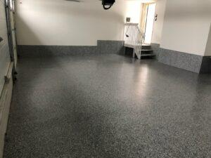 Garage Epoxy Floor Calgary