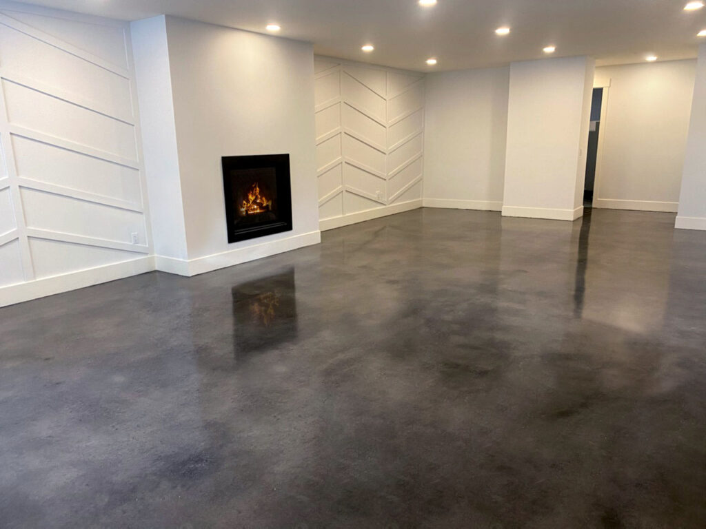 Polished Concrete Calgary