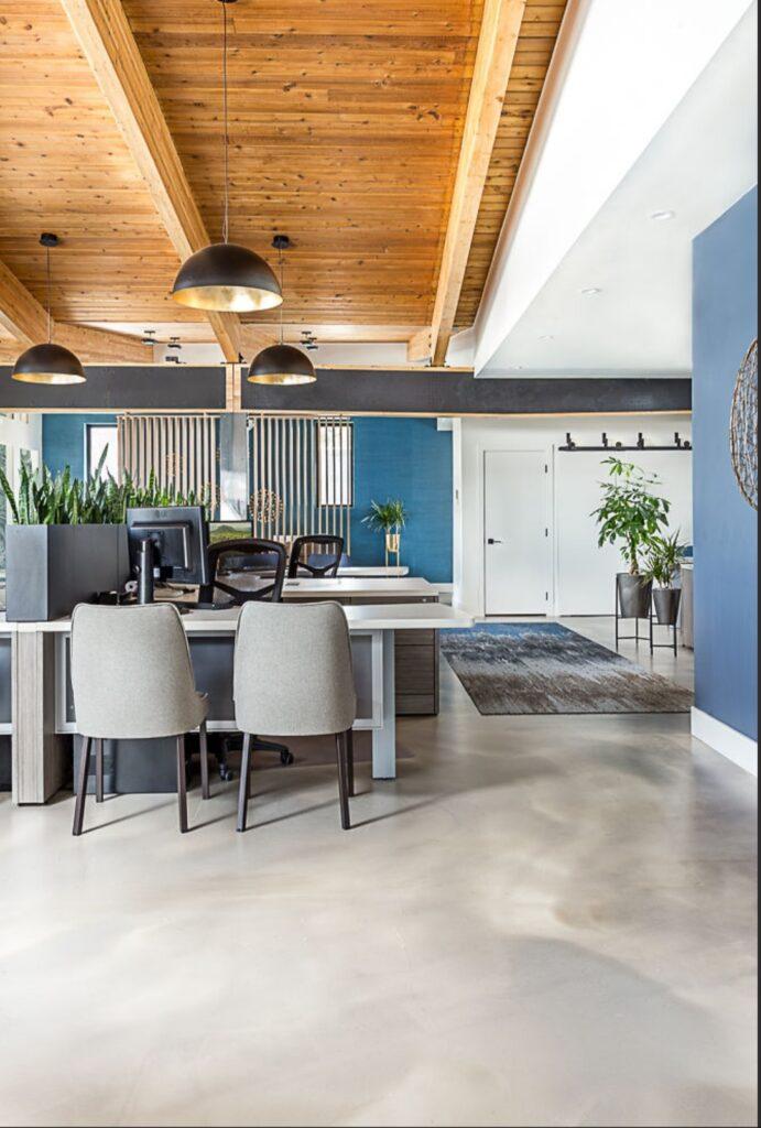 Metallic Epoxy Flooring Calgary