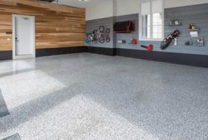 Garage Epoxy Floor Calgary